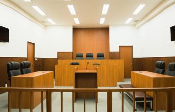 起訴~第1回公判 イメージ